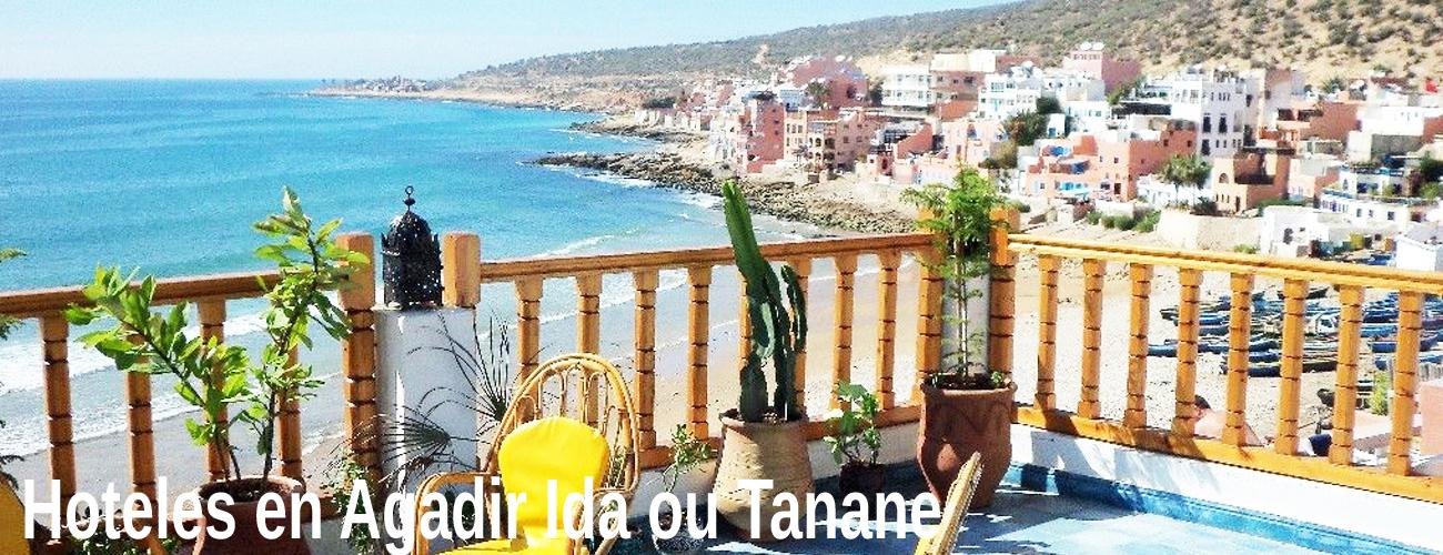 Hoteles en Agadir Ida ou tanane