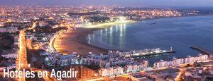 Hoteles en Agadir