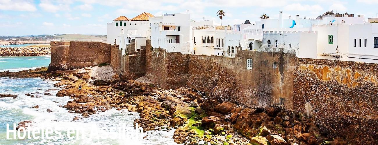 Hoteles en Assilah