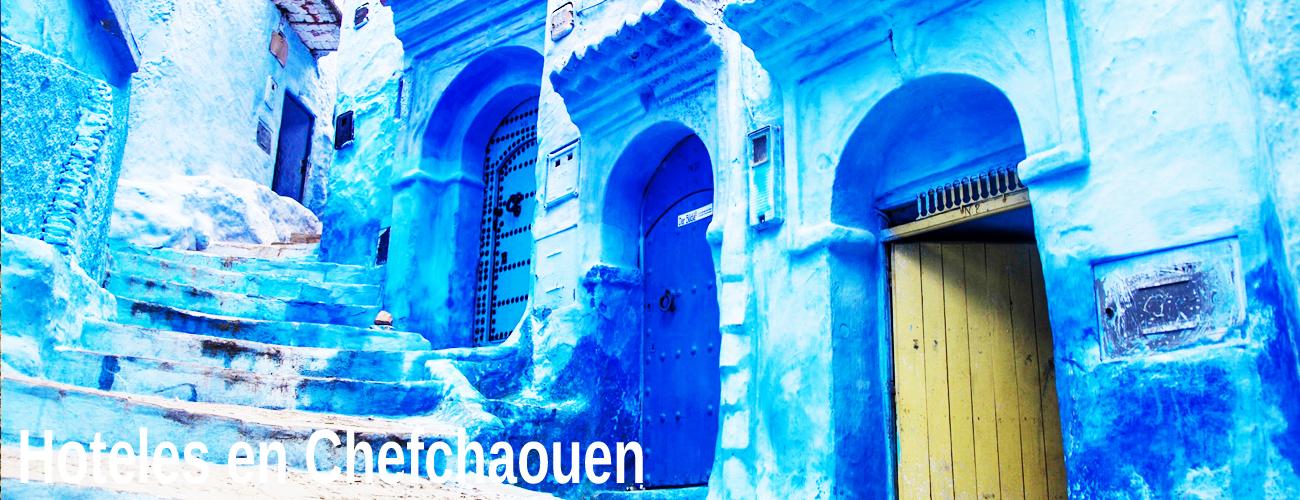 Hoteles en Chefchaouen