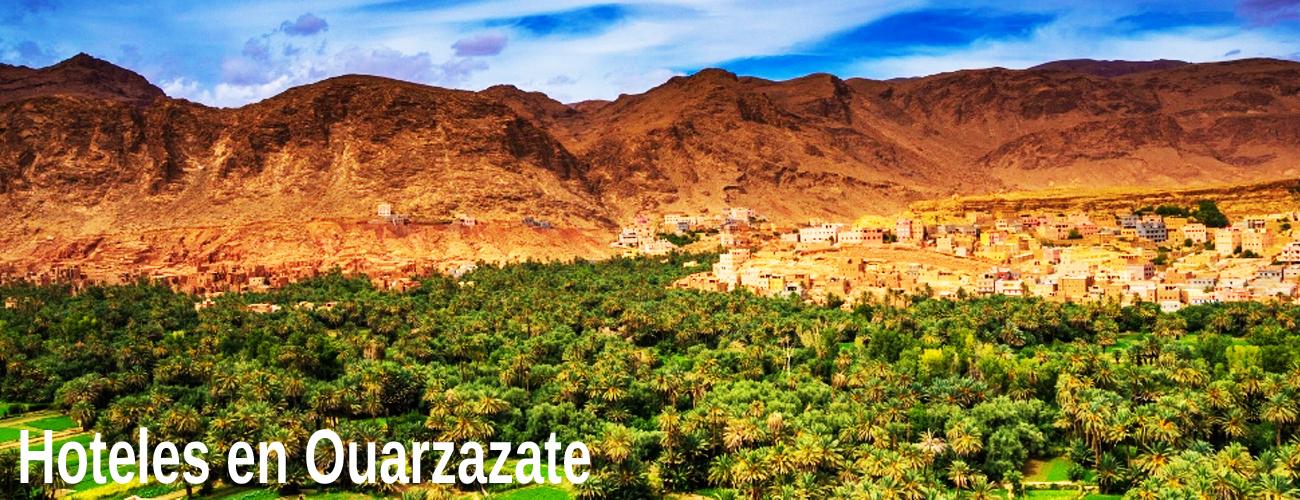 Hoteles en Ouarzazate