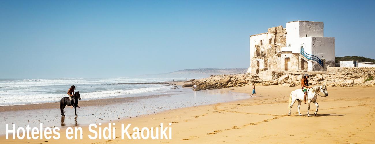 Hoteles en Sidi Kaouki